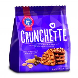 <b>Crunchette goes Hollywood</b>
